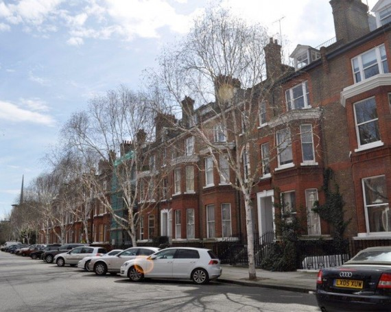 Castellain Road, W9